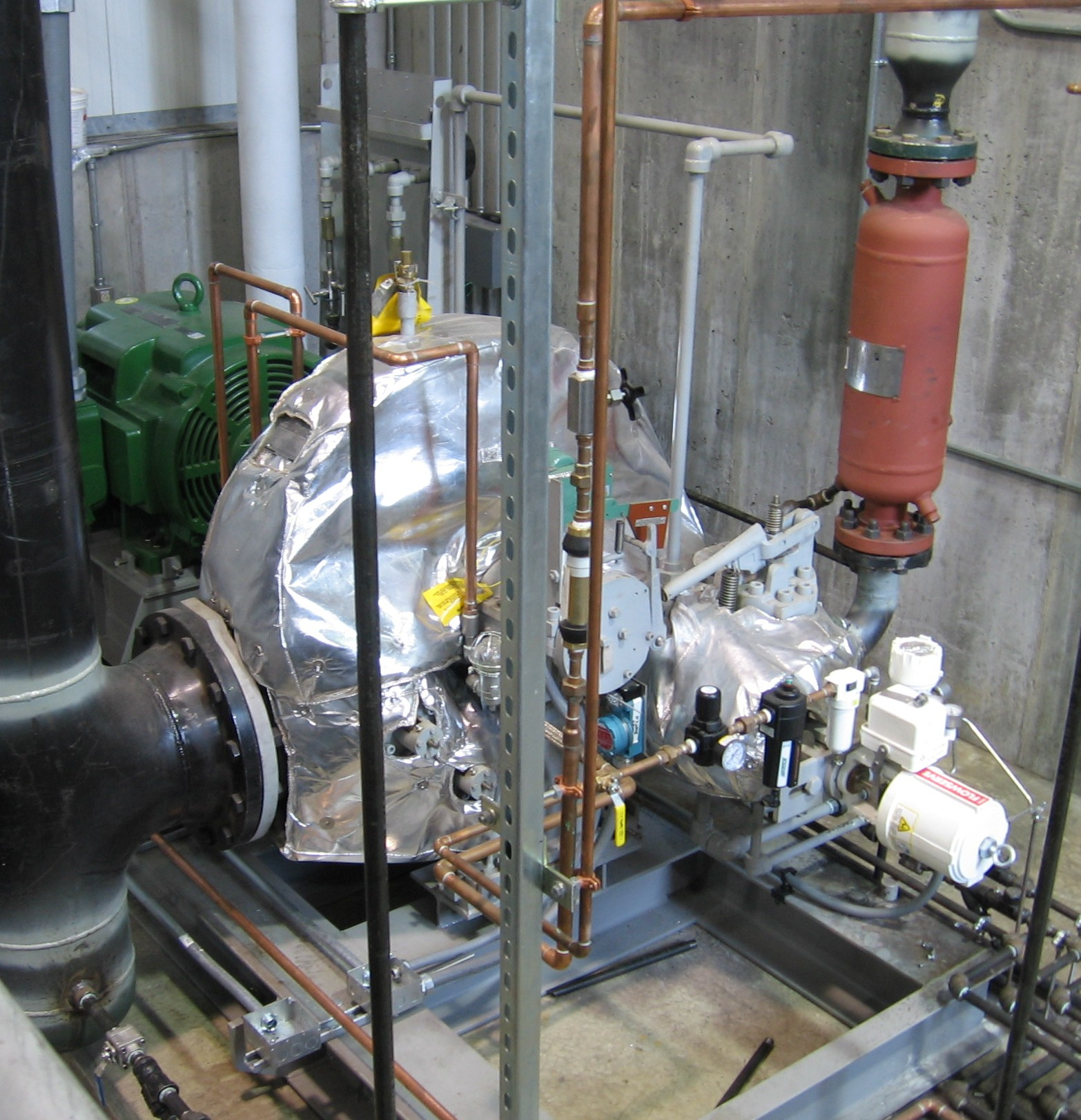 Service – Steam Turbine Generators LLC